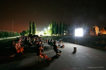 Vladimir 2011 screenings at the skate park