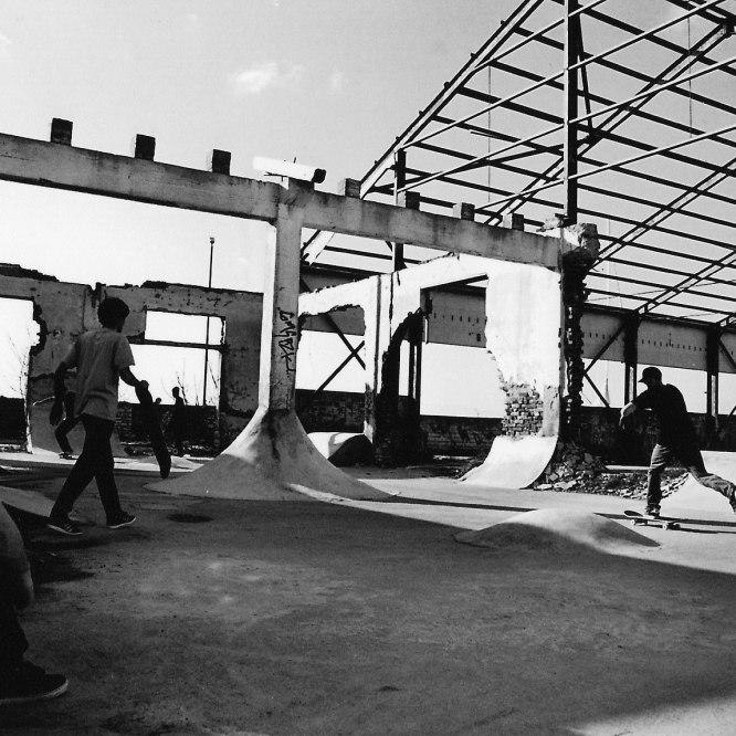 Badel factory - Oleg Morović