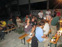 Screening at the Badel factory