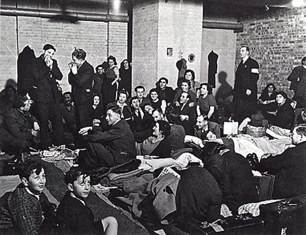 BLITZ-Spitalfields-Shelter
